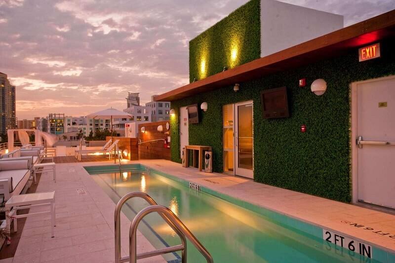 Prime Hotel Rooftop Pool
